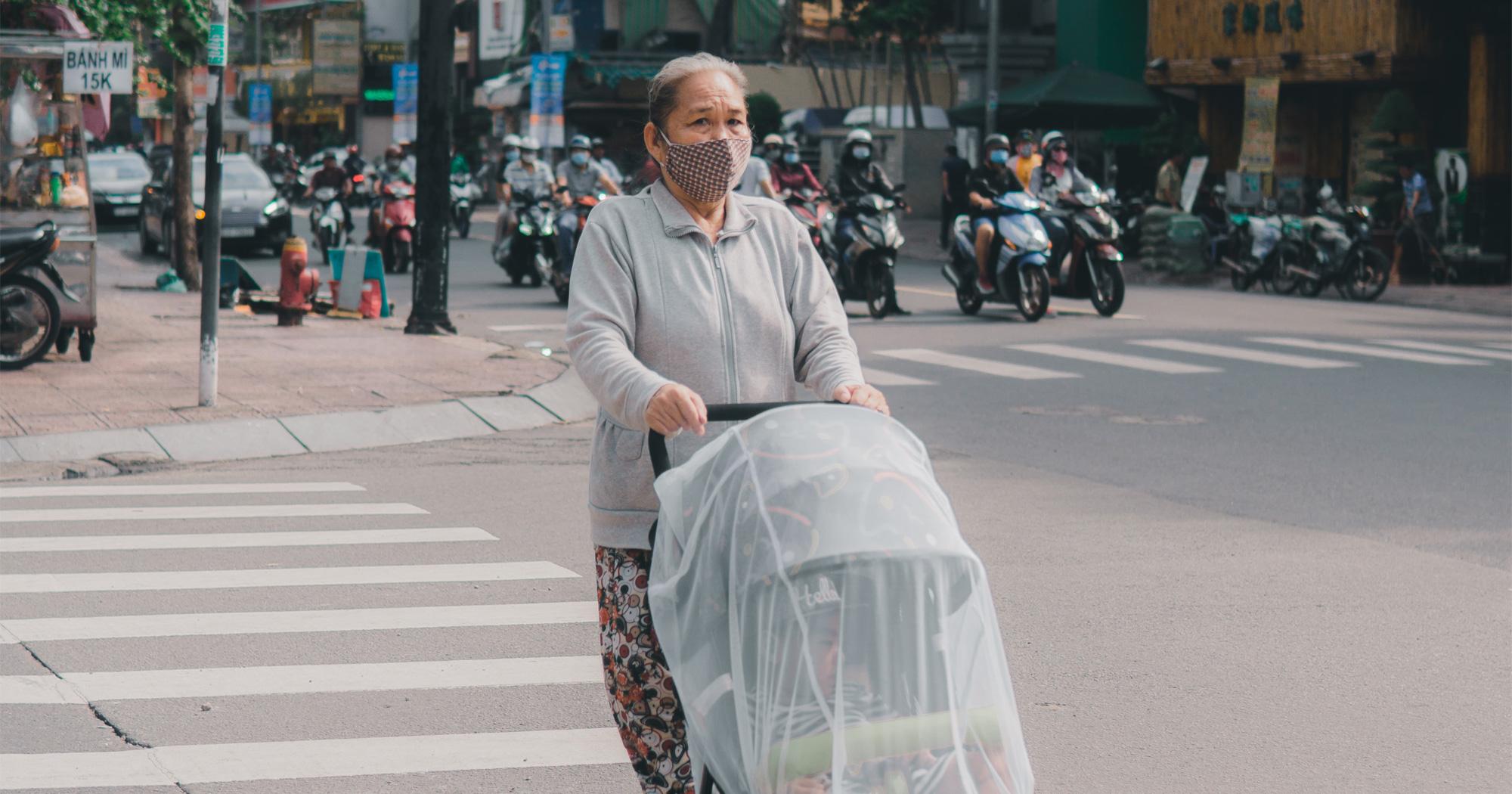 ベトナム・ハノイのコロナウイルスの第一波が収束した時の状況をお伝えします。